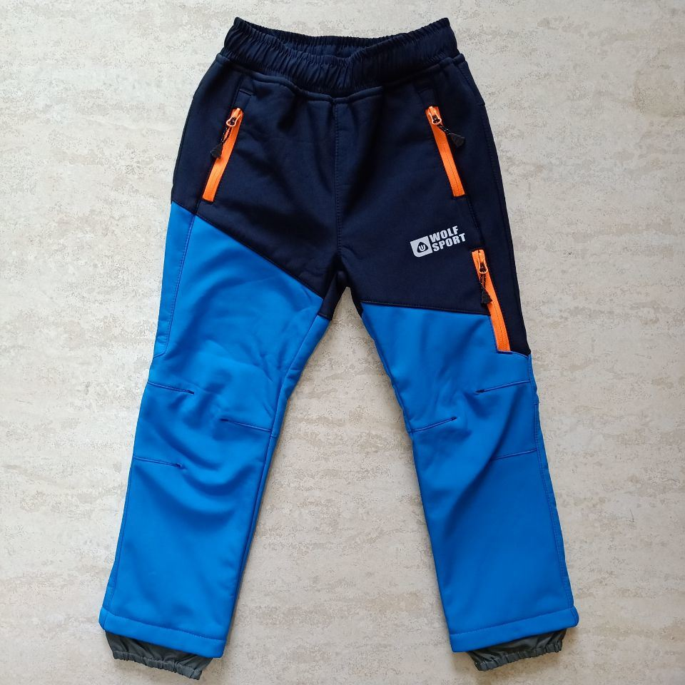 Ready to Shipin Stock Fast Dispatchkids Autumn Softshell Trousers Outdoor Hiking Camping Climbing Children Softshell Waterproof Pants