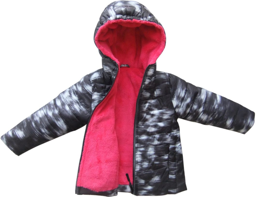Kids Lightweight Detachable Hooded Softshell Jacket
